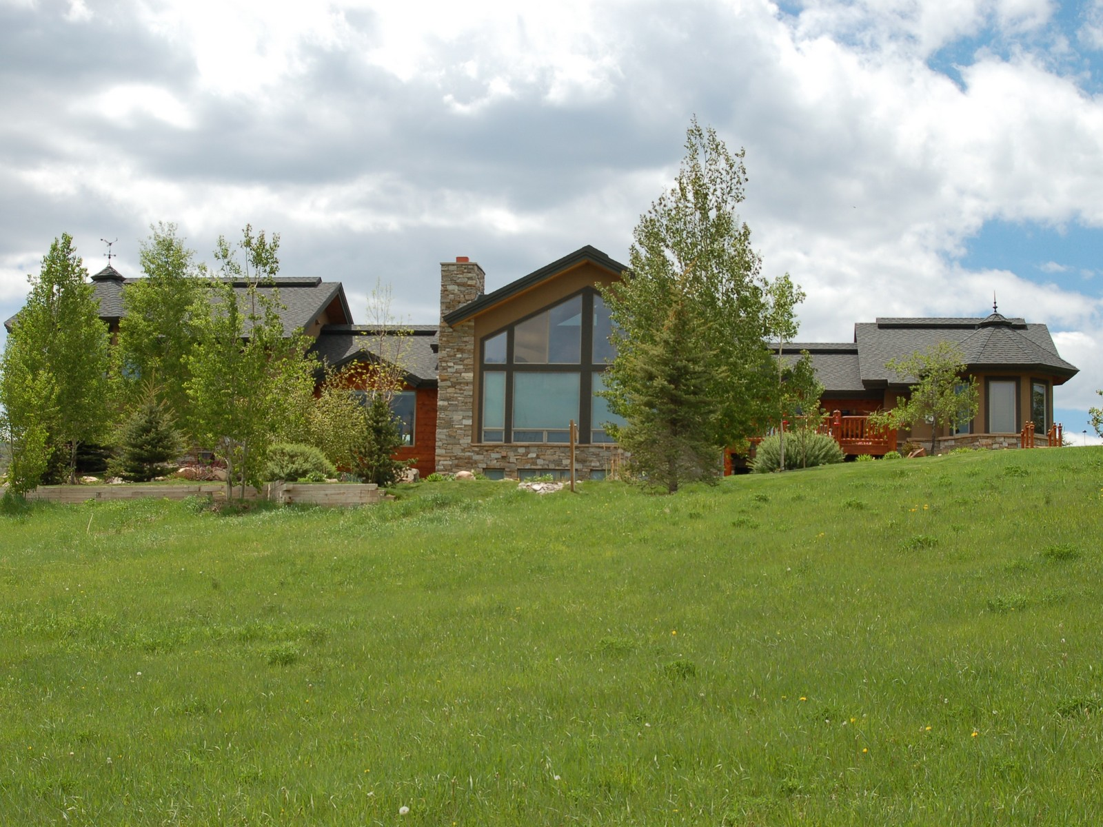 Single Family Home for Sale at Architectural Masterpiece on 37 Acres 28505 Thorpe Mountain Dr. Steamboat Springs, Colorado 80487 United States