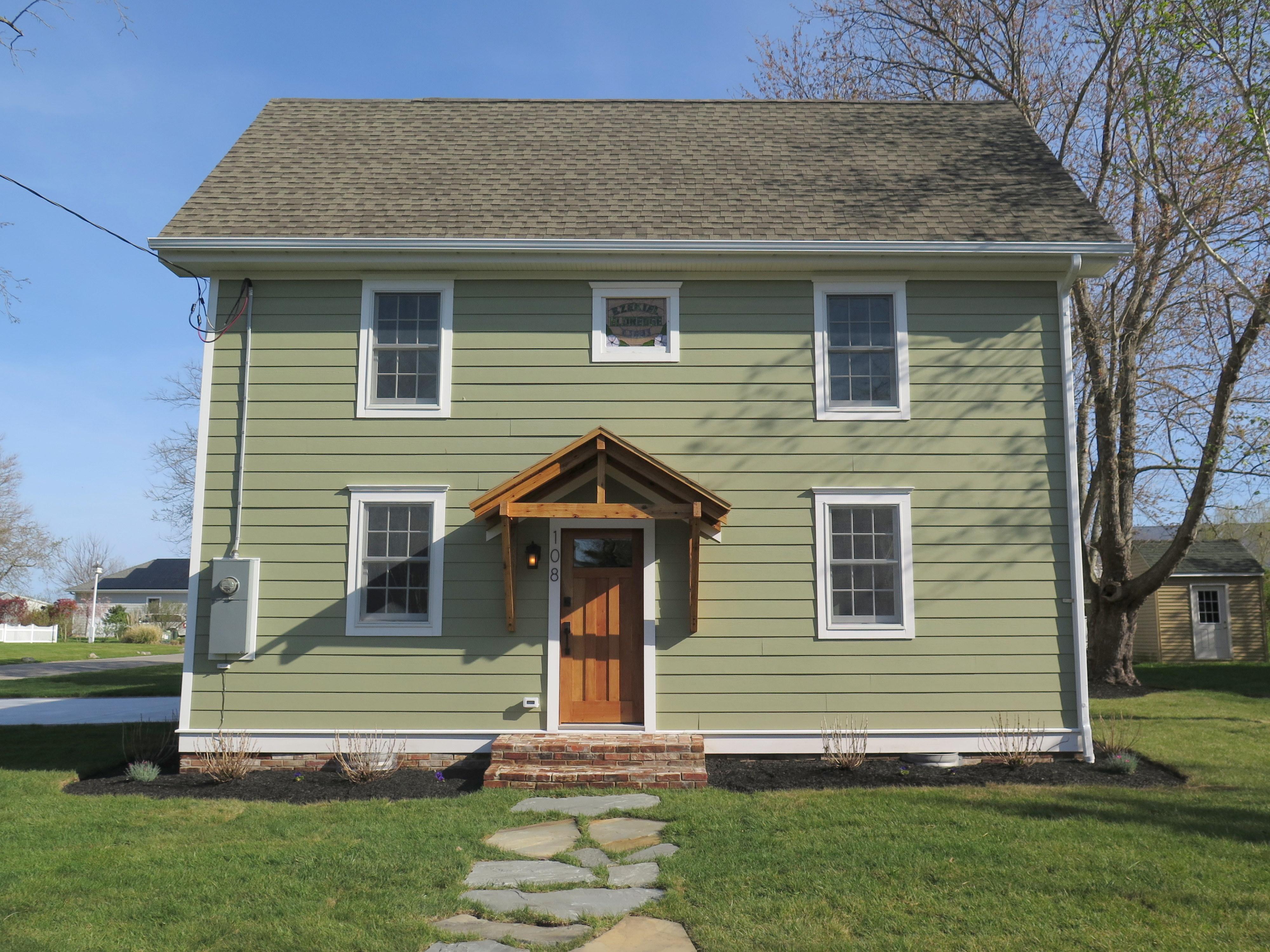 獨棟家庭住宅 為 出售 在 108 Stevens Street West Cape May, 新澤西州, 08204 美國