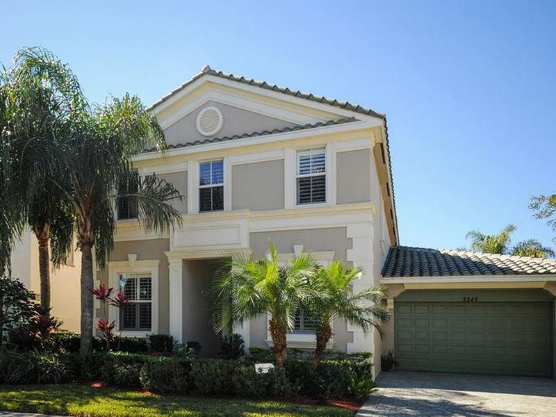 Vivienda unifamiliar por un Venta en 2345 Merriweather Way Wellington, Florida 33414 Estados Unidos