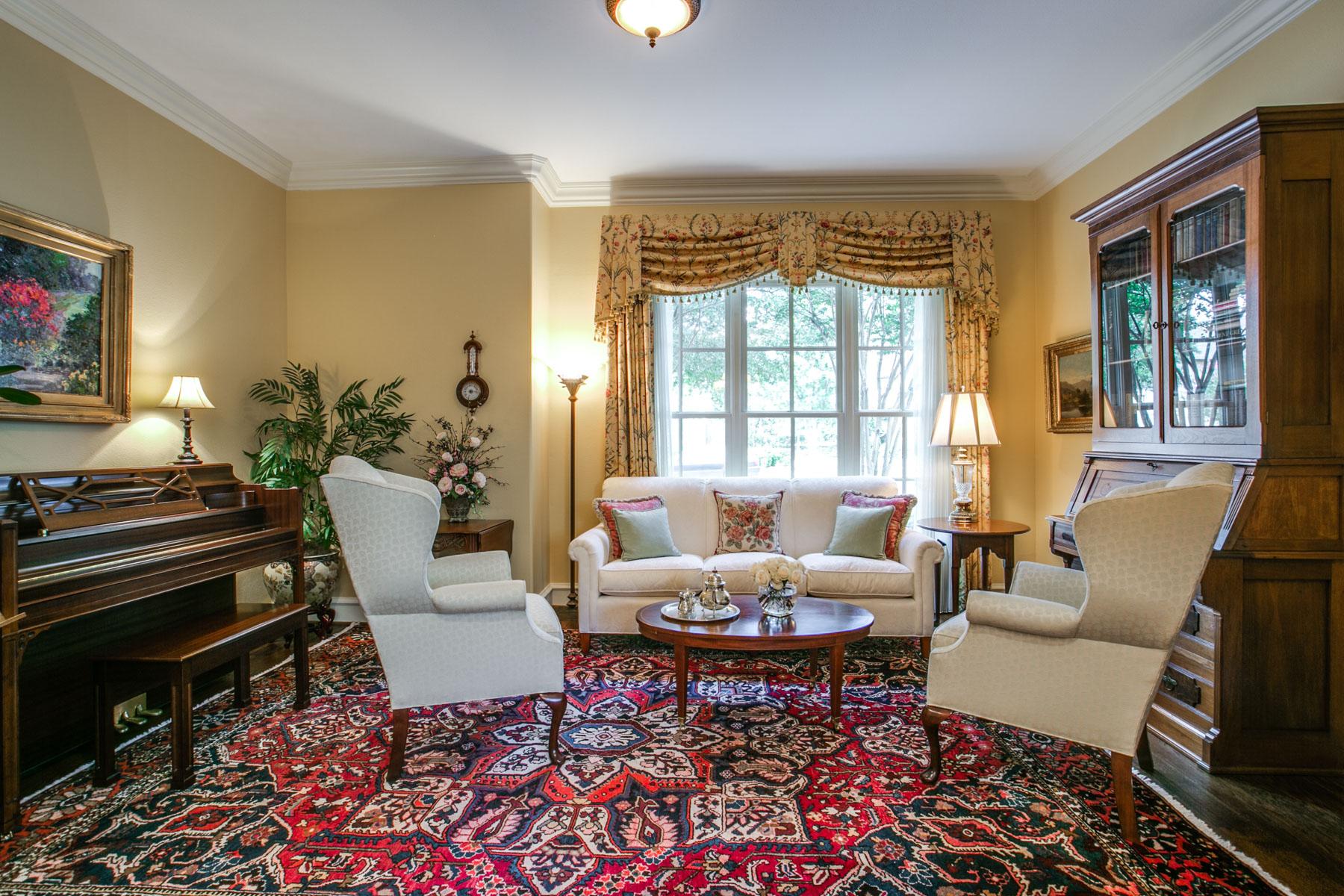 Tek Ailelik Ev için Satış at Traditional SFA in HPISD 3431 Binkley Avenue Dallas, Teksas, 75205 Amerika Birleşik Devletleri