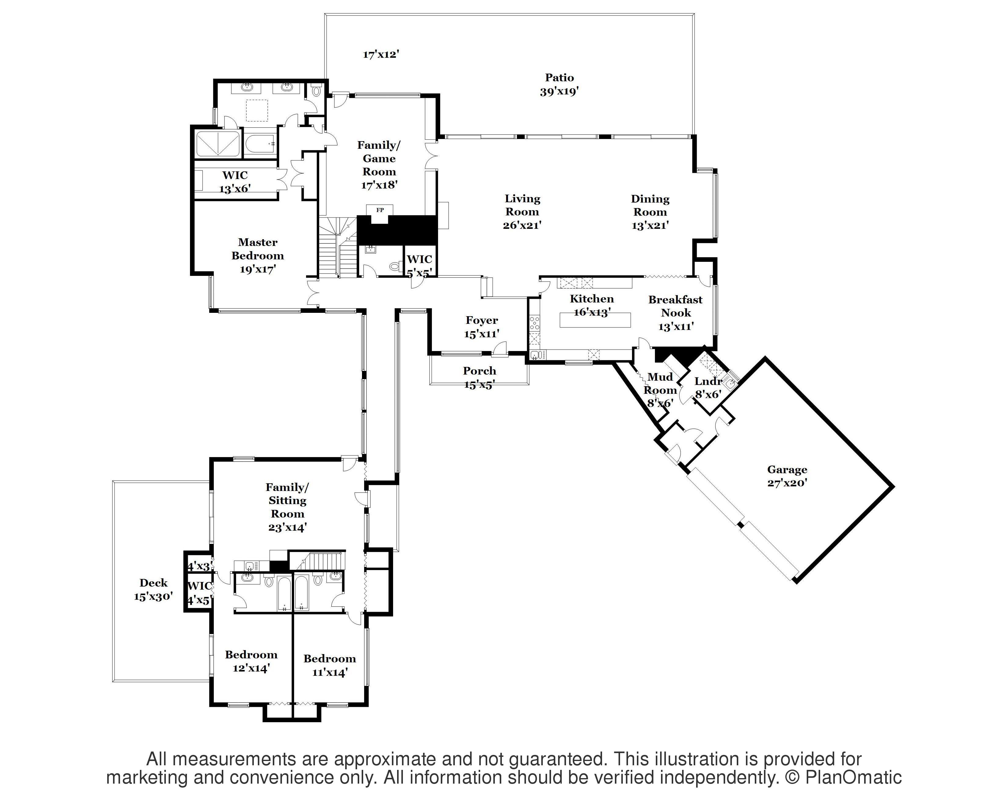独户住宅 为 销售 在 Impressive Space in Modern Princeton Home 1147 Stuart Road 普林斯顿, 新泽西州 08540 美国