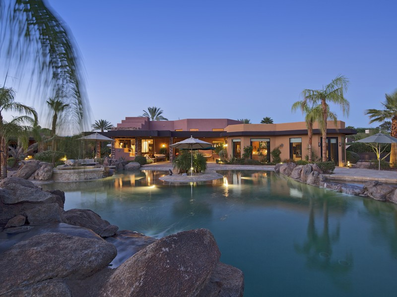 獨棟家庭住宅 為 出售 在 72777 Cats Paw Court Rancho Mirage, 加利福尼亞州 92270 美國
