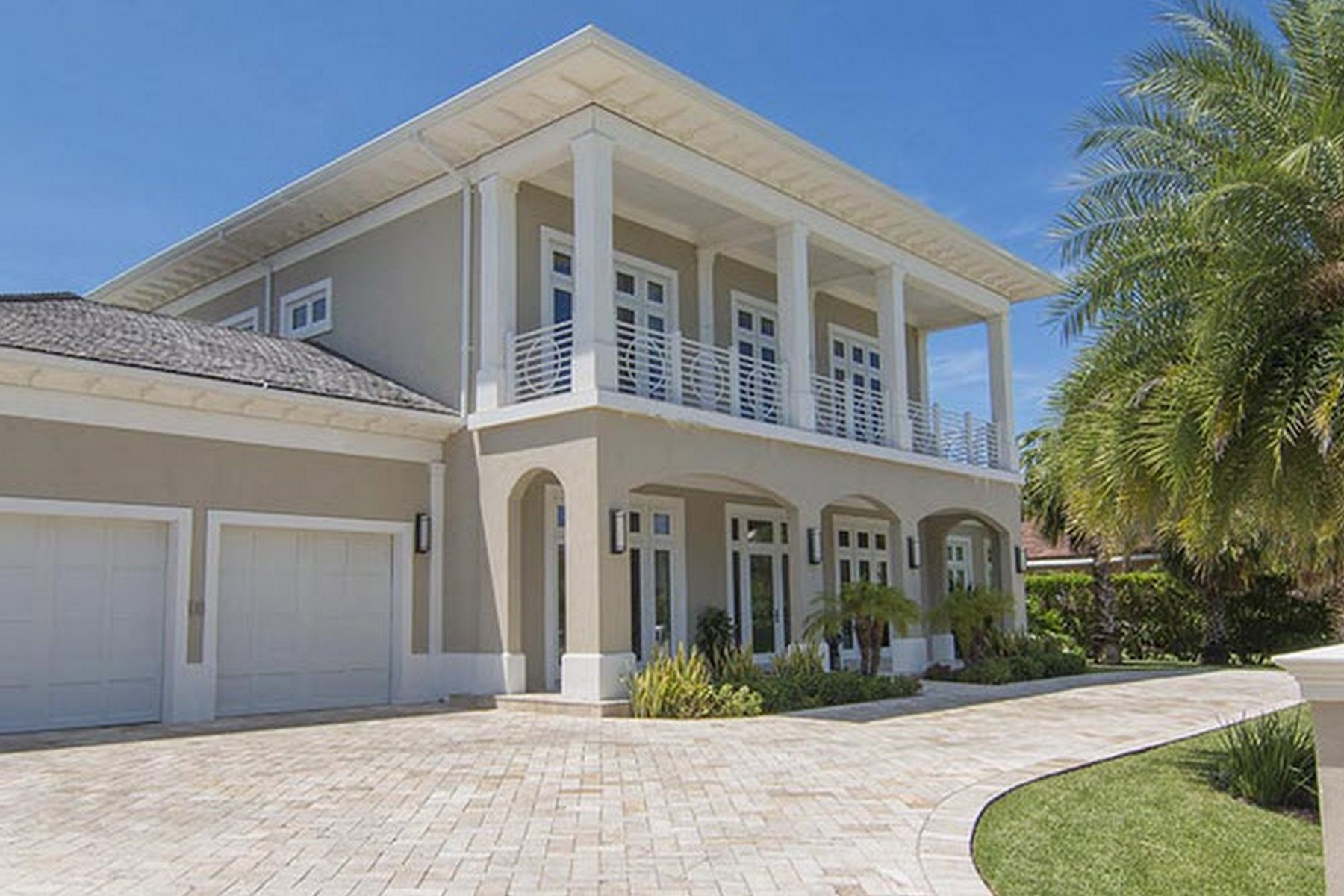 Single Family Home for Sale at Carib Wind Ocean Club Estates, Paradise Island, Nassau And Paradise Island Bahamas