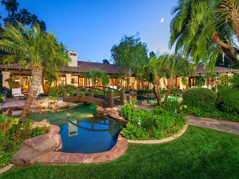 Maison unifamiliale pour l Vente à 6568 La Valle Plateada Rancho Santa Fe, Californie, 92067 États-Unis