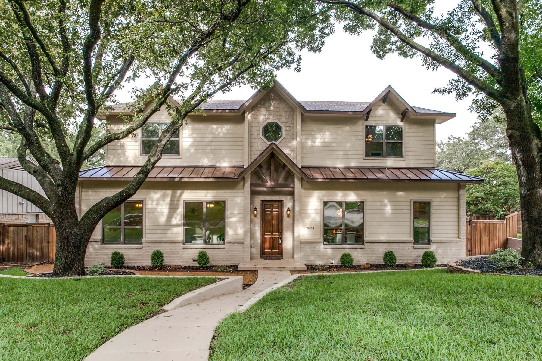 Einfamilienhaus für Verkauf beim Fabulous Open Concept 9623 Mossridge Dr Dallas, Texas, 75238 Vereinigte Staaten