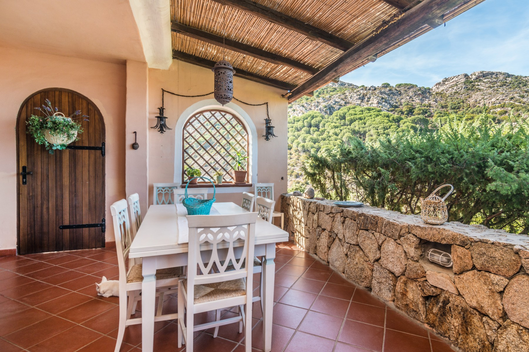 Additional photo for property listing at Beautiful apartment in residence with sea view Porto Cervo Porto Cervo, Olbia Tempio 07020 Italia