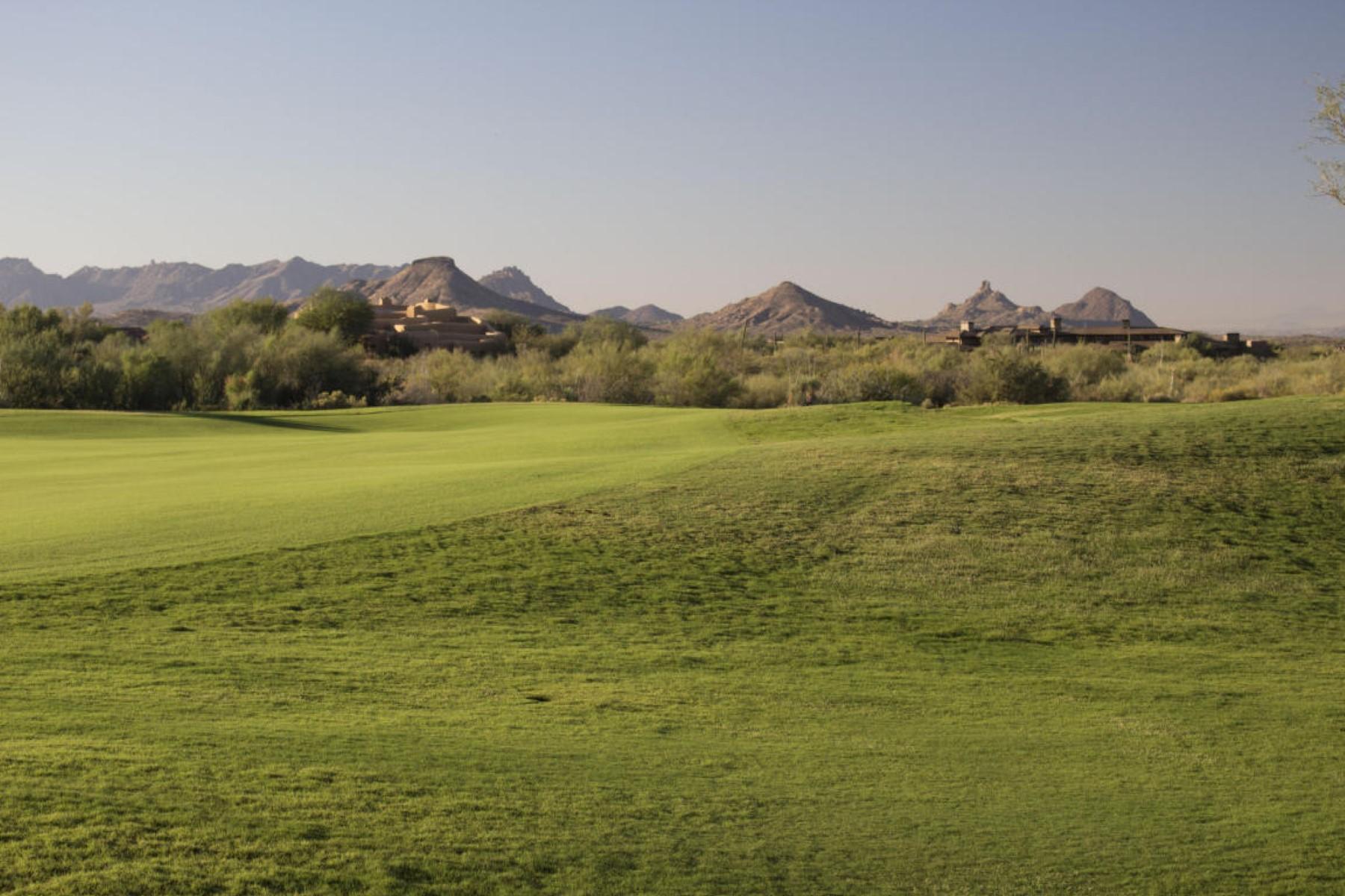 Đất đai vì Bán tại South facing fairway lot on the 1st hole of the Mirabel Club golf course 37655 N 104th Pl #34 Scottsdale, Arizona, 85262 Hoa Kỳ
