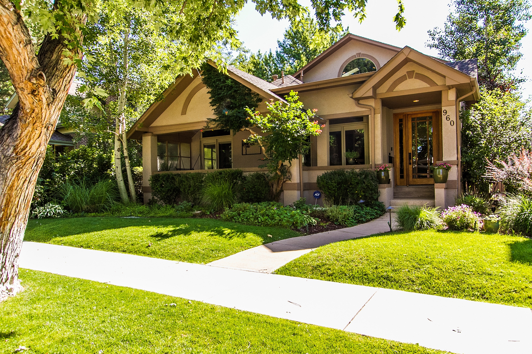 Single Family Home for Sale at Charming Two-Story in Wash Park 960 S. High Street Washington Park, Denver, Colorado 80209 United States