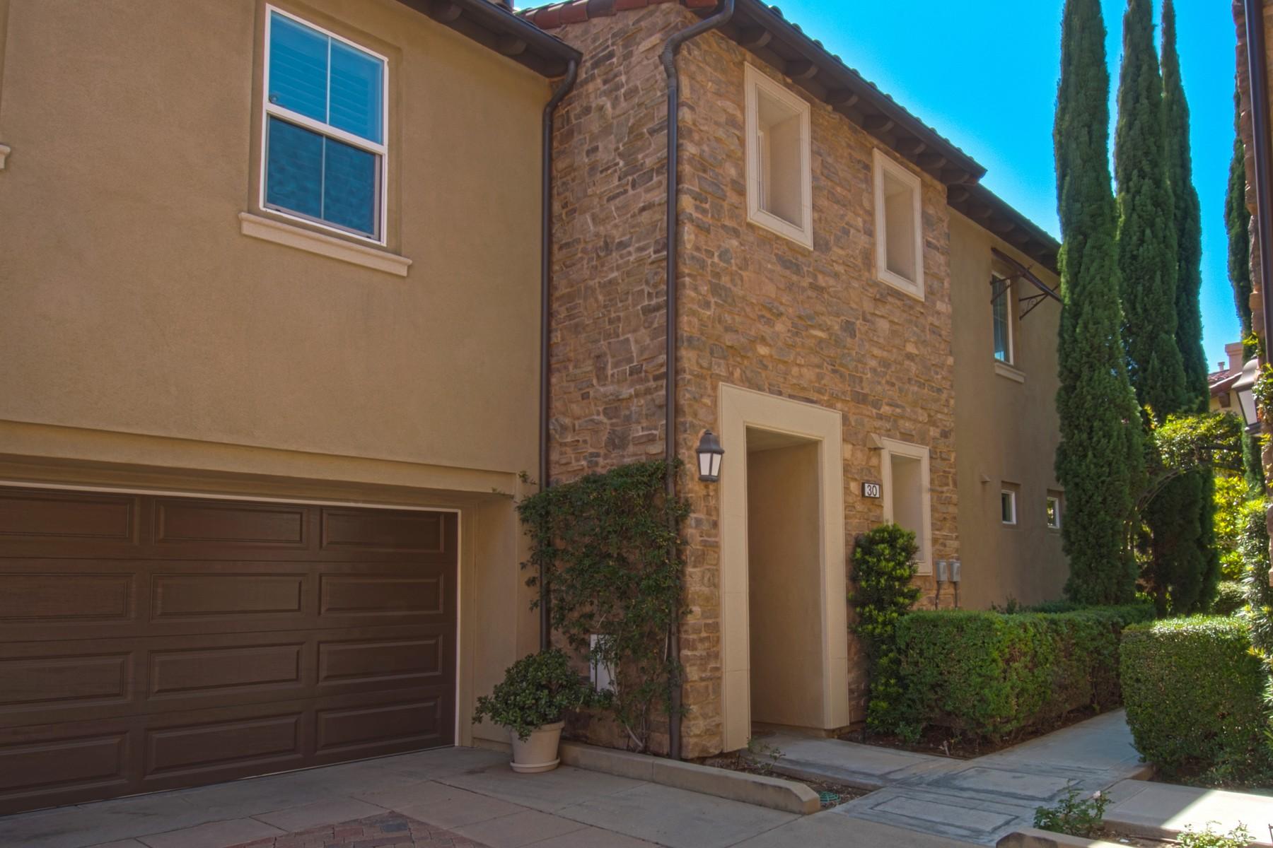 Kat Mülkiyeti için Satış at 30 Gingerwood Irvine, Kaliforniya 92603 Amerika Birleşik Devletleri