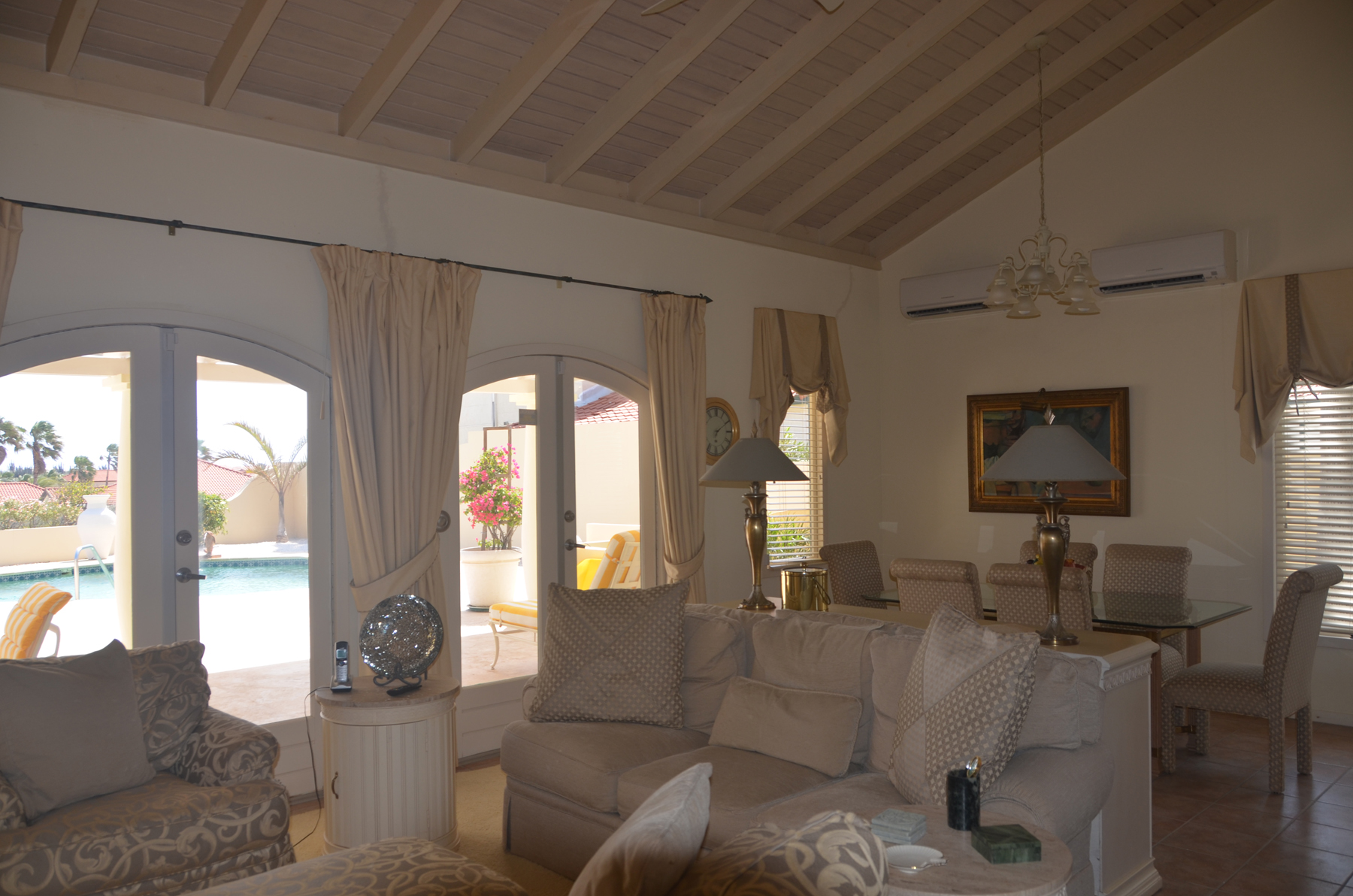 Additional photo for property listing at Charming Villa Malmok, Aruba Aruba