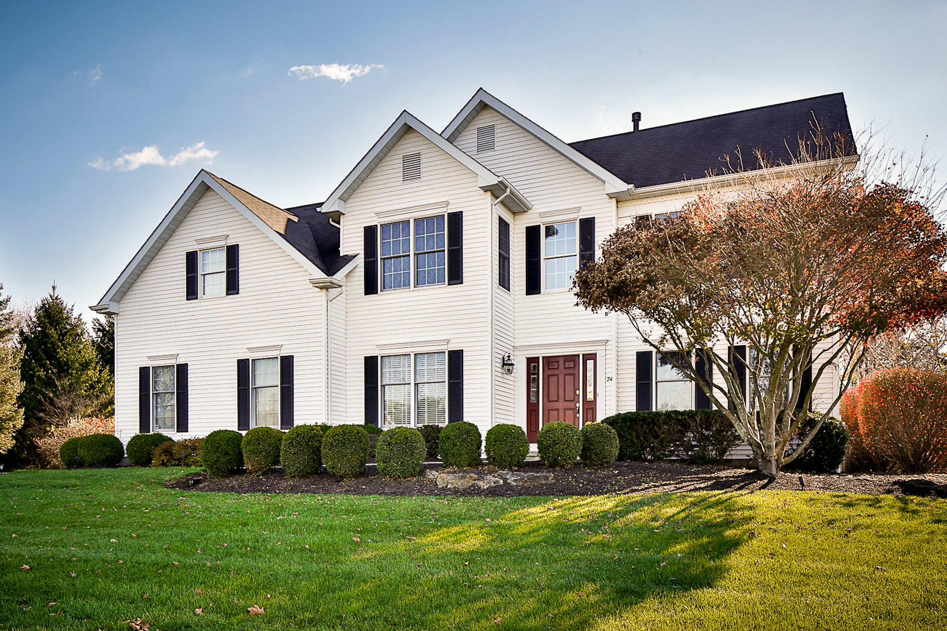 sales property at Location and Style - Montgomery Township