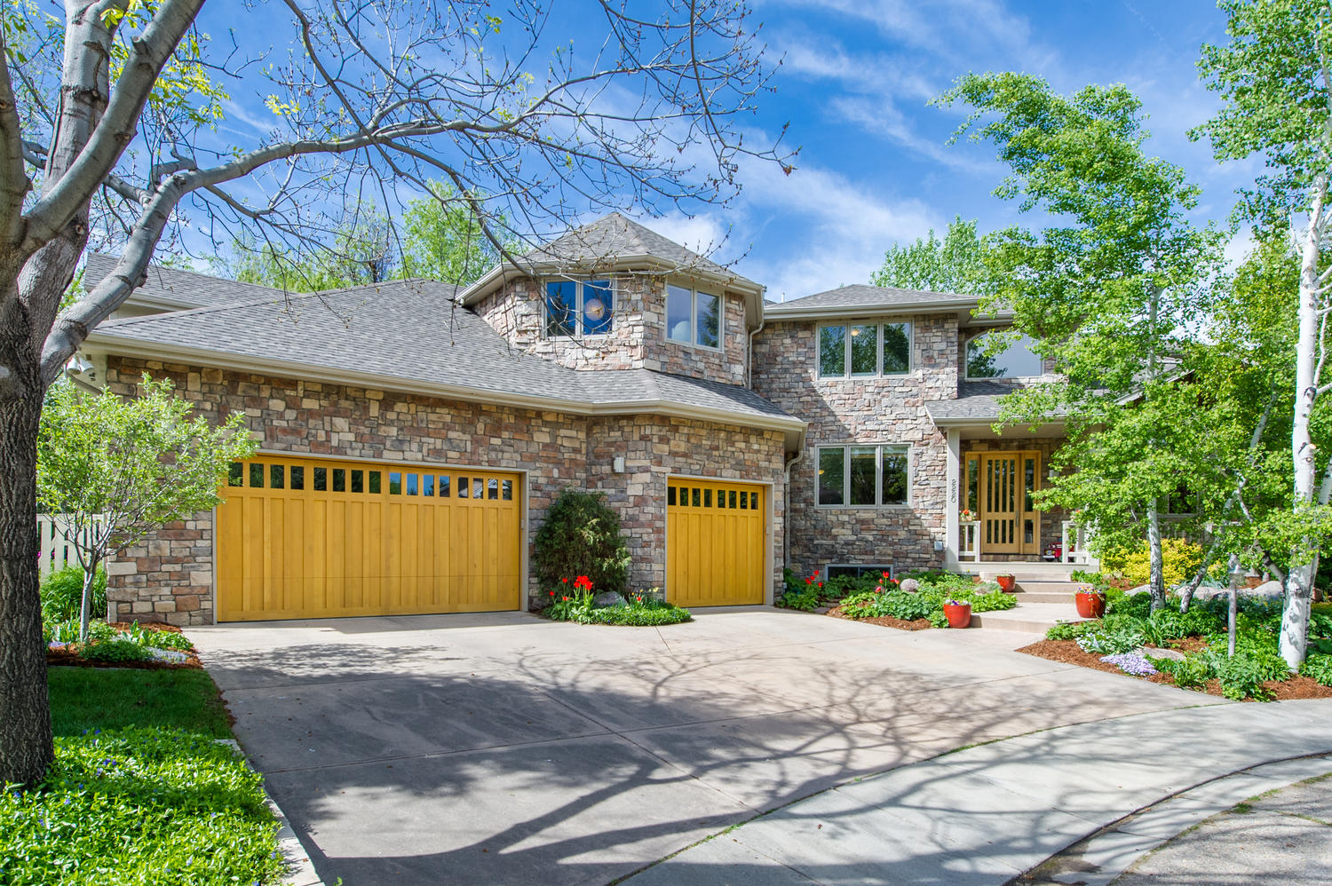 Single Family Home for Sale at Contemporary North Boulder 2220 Spotswood Pl Boulder, Colorado, 80304 United States