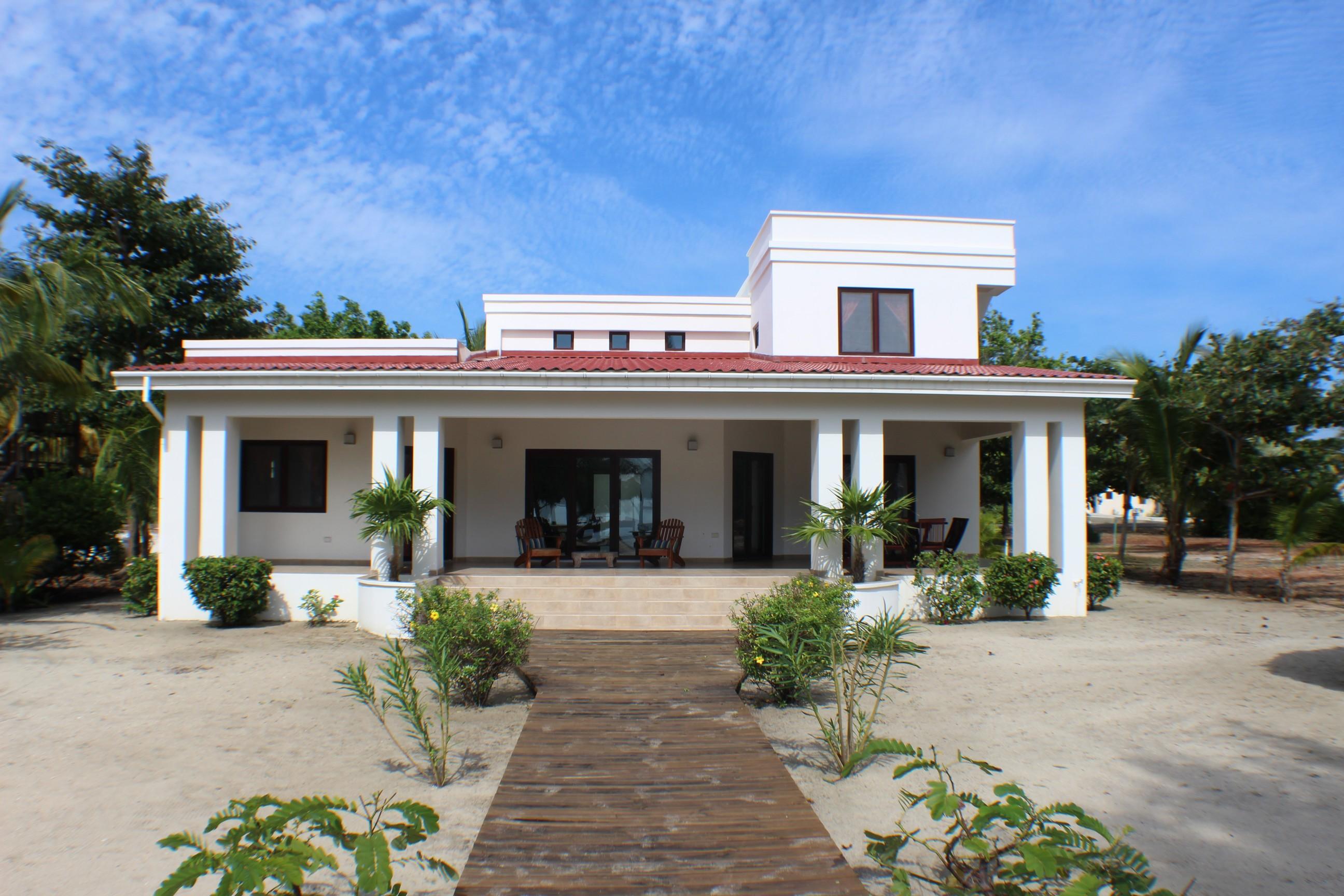 Maison unifamiliale pour l Vente à Maison Blanche Placencia, Stann Creek, Belize