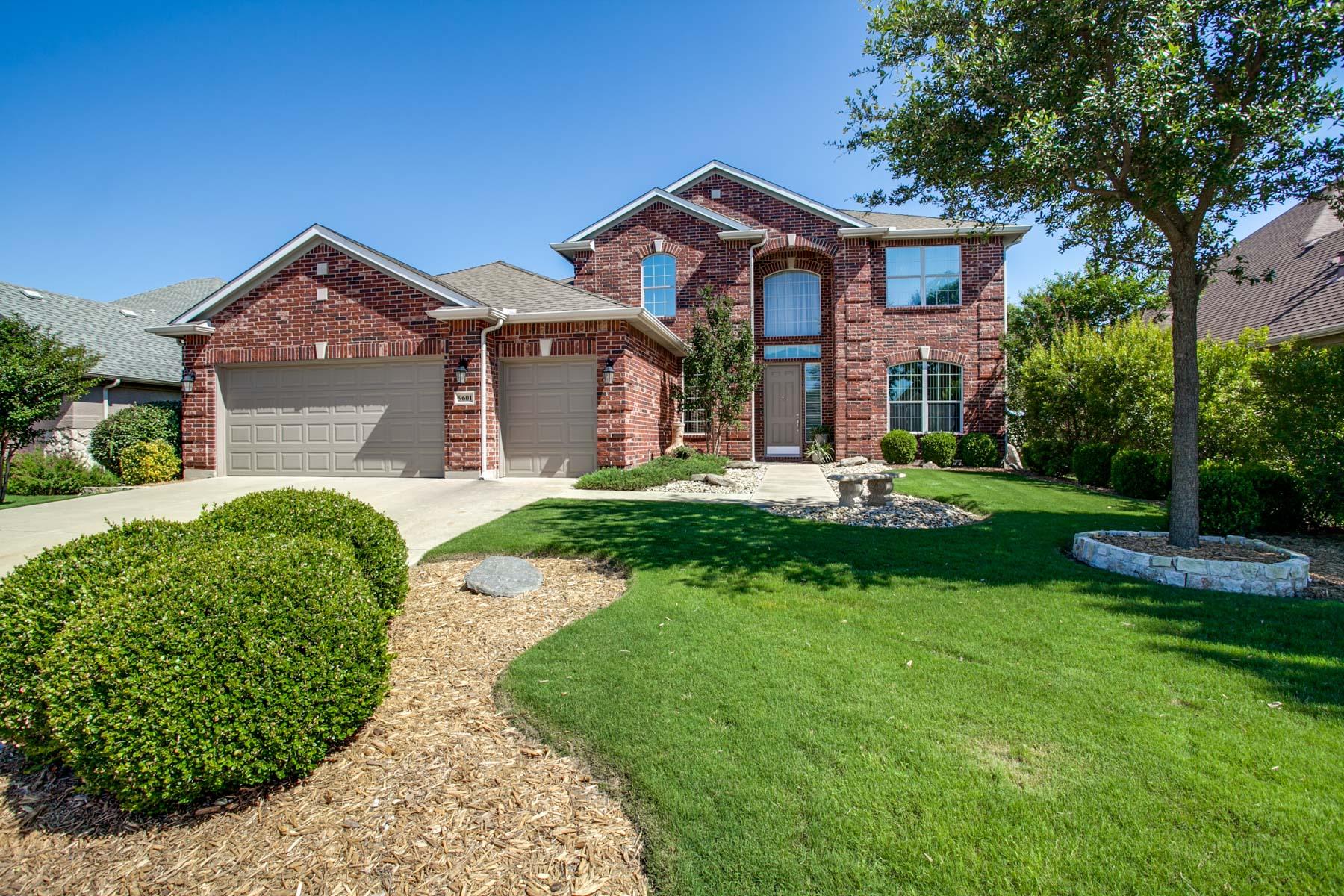 Casa Unifamiliar por un Venta en Active Adult Resort - Robson Ranch 9601 Grandview Drive Denton, Texas 76207 Estados Unidos