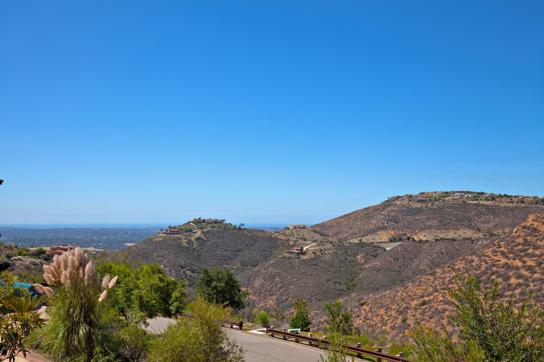 토지 용 매매 에 El Brazo lot 87 Rancho Santa Fe, 캘리포니아, 92067 미국