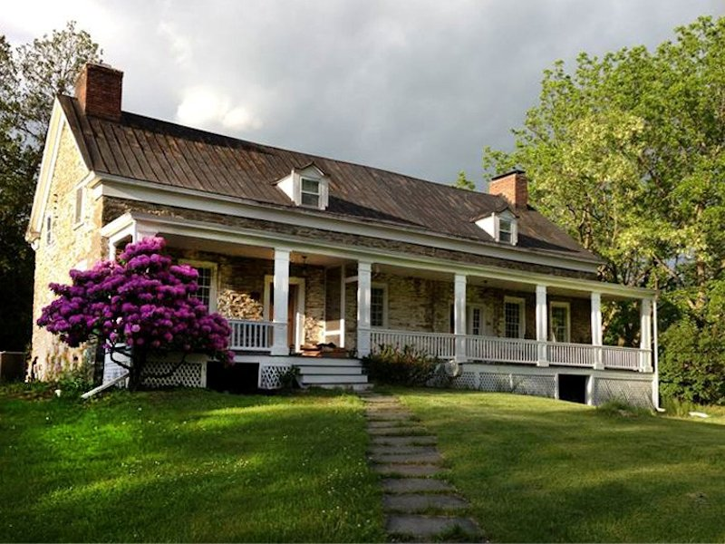 Tek Ailelik Ev için Satış at Rushmore Farm 8748 Route 9W Athens, New York 12015 Amerika Birleşik Devletleri