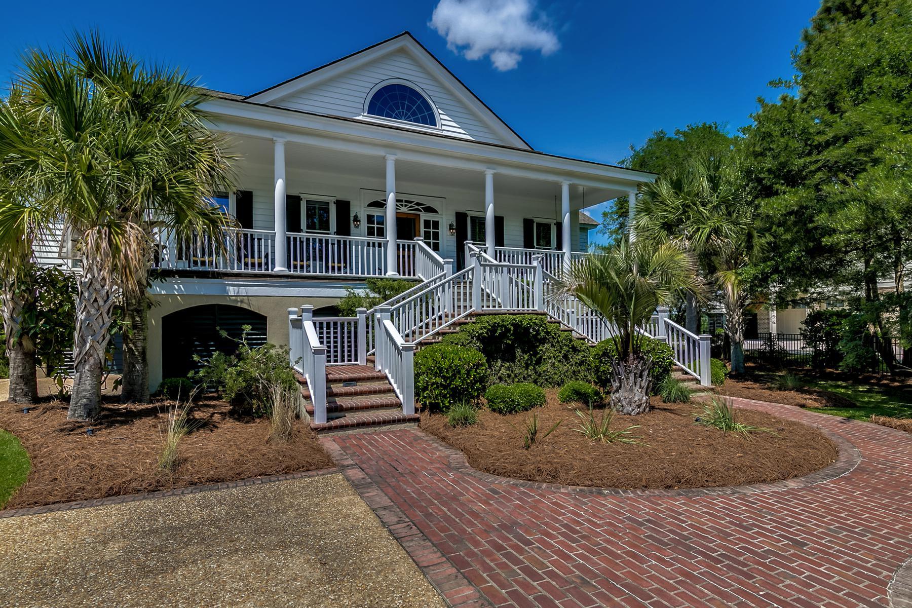 Vivienda unifamiliar por un Venta en 410 Ocean Green Drive 410 Ocean Green Dr. Georgetown, Carolina Del Sur, 29440 Estados Unidos