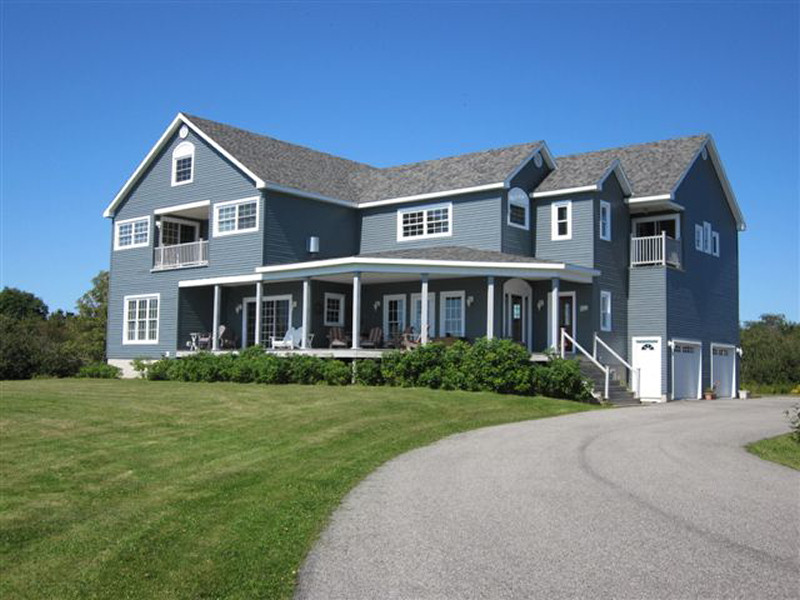 Single Family Home for Sale at Summertyme 20 Easy Street Lubec, Maine 04652 United States
