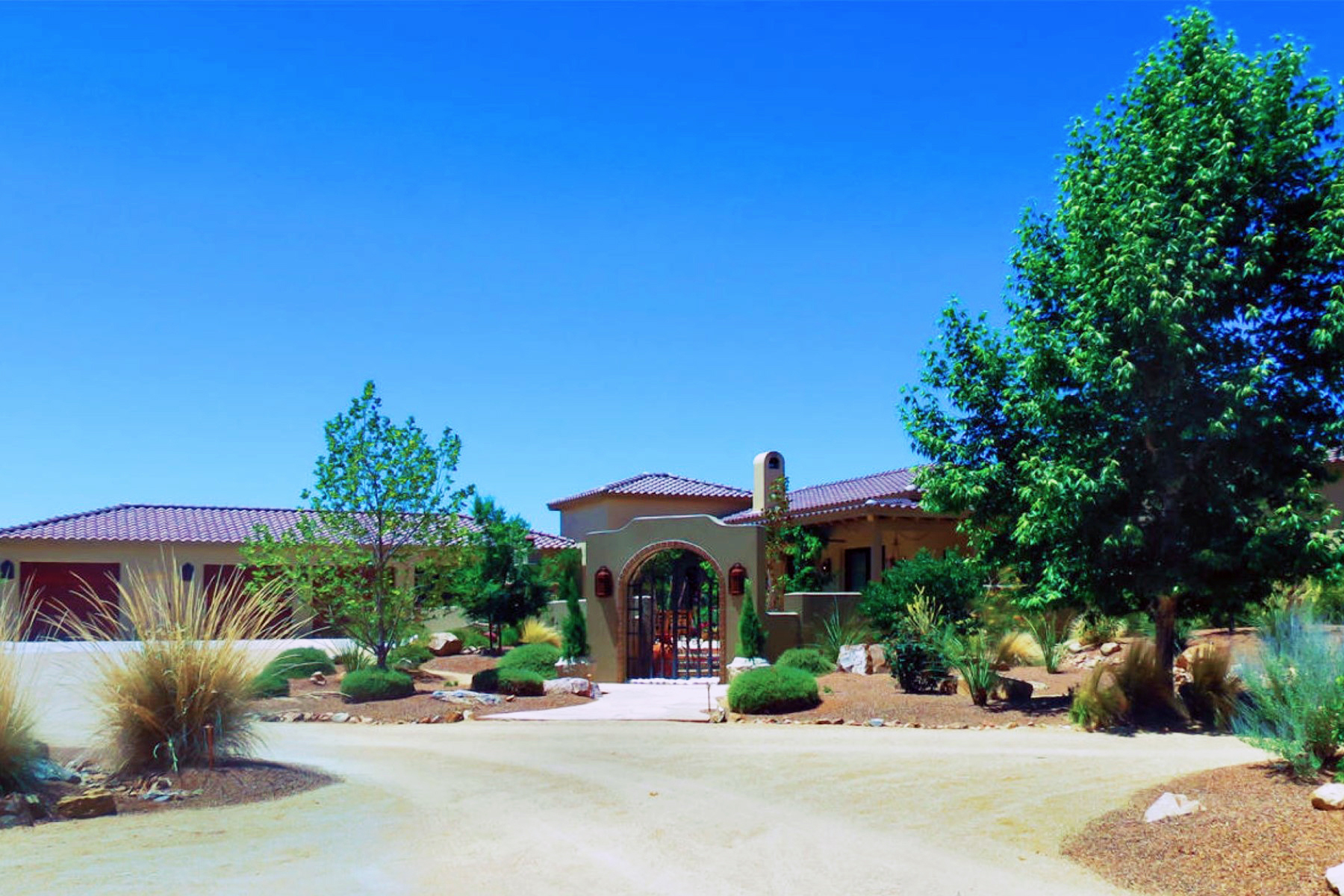 Property For Sale at Gorgeous Hacienda Home in the Historic Ranch Corridor in Southern Arizona