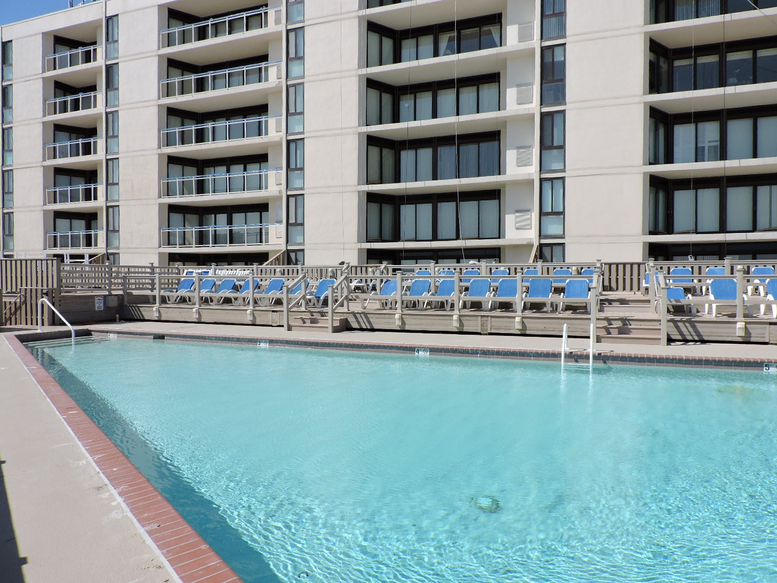 Condominium for Sale at Ocean Plaza 2700 Atlantic Ave #202 Longport, 08403 United States