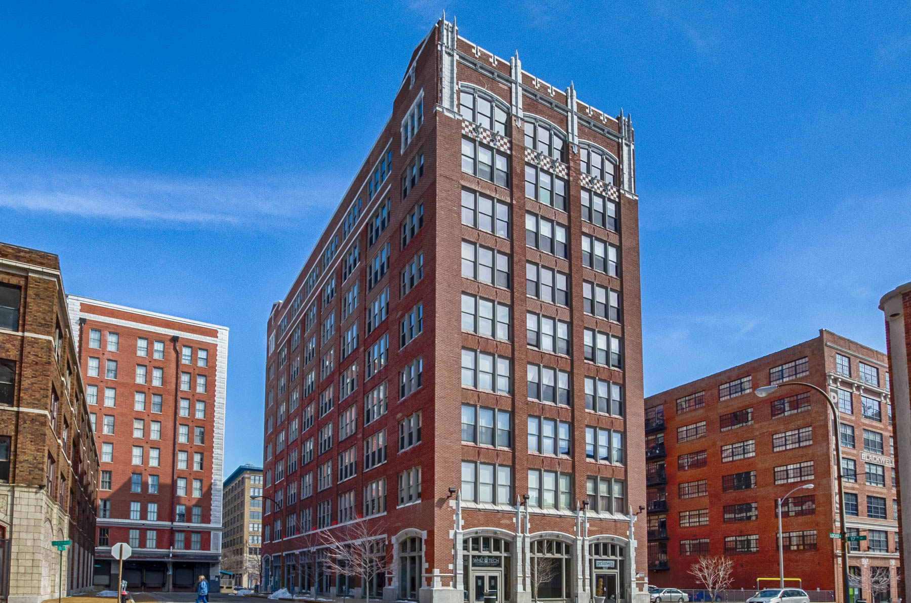 Condominium for Sale at Locust Loft 1627 Locust St #402 St. Louis, Missouri 63103 United States