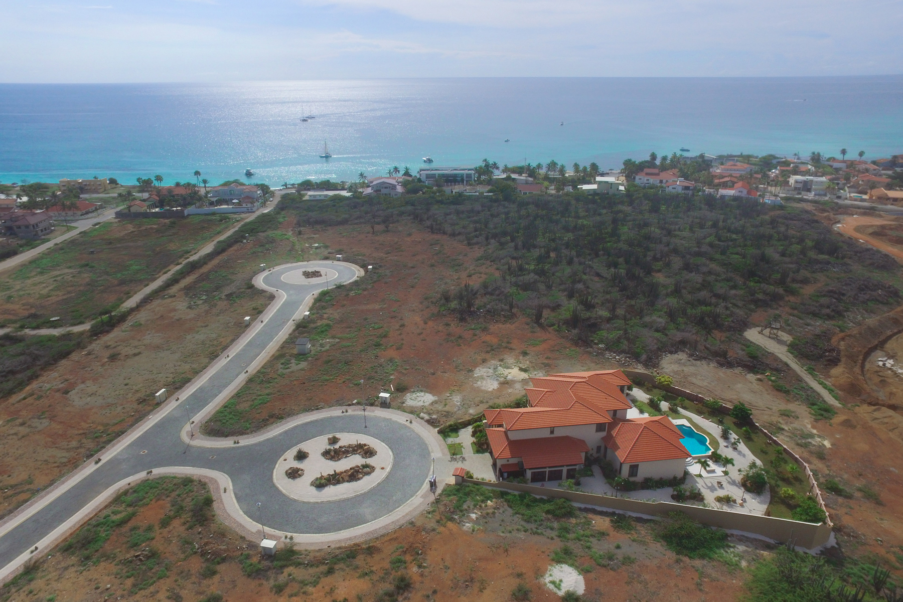 Land for Sale at Catalina Estate in Tierra del Sol #39 Malmok, Aruba Aruba