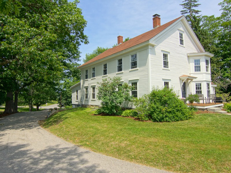 Single Family Home for Sale at Life at Winnicut River Farms 3 Barker Lane Stratham, New Hampshire 03885 United States