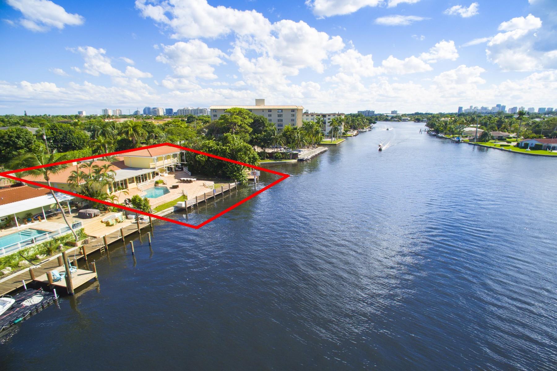 Outros residenciais para Venda às 2117 Middle River DR Fort Lauderdale, Florida 33305 Estados Unidos