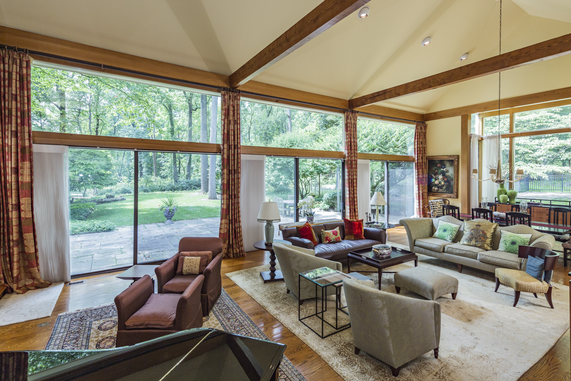 Additional photo for property listing at Impressive Space in Modern Princeton Home 1147 Stuart Road 普林斯顿, 新泽西州 08540 美国