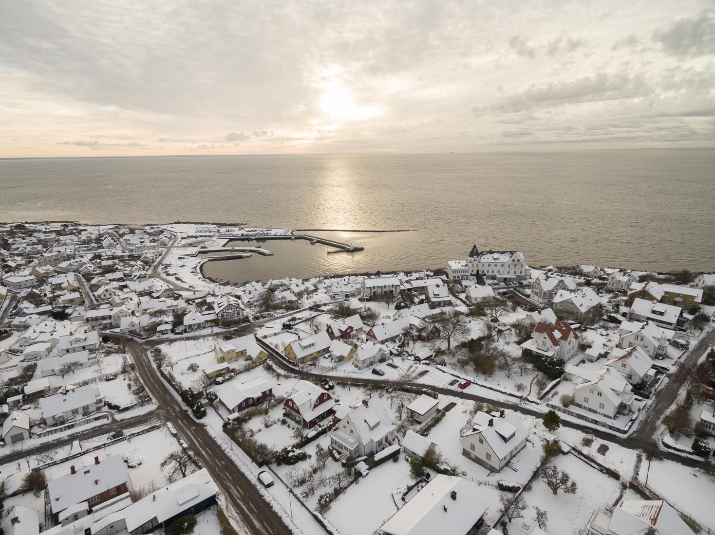 Terreno por un Venta en Overlooking the harbor and the sea Kullabergsvägen Other Skane, Skane, 26042 Suecia