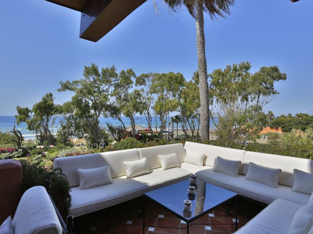 Apartment for Sale at Stunning Sea & mountains views Marbella, Andalucia, Spain