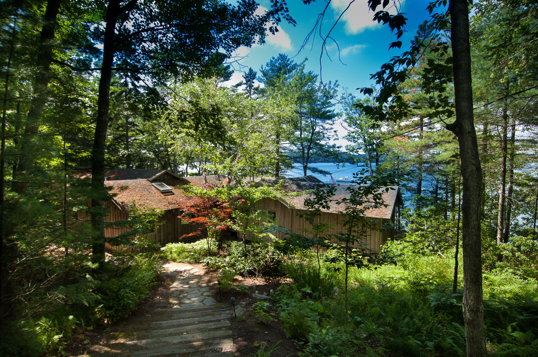 Single Family Home for Sale at 29 Good Day Cottage 29 Good Day Drive South Bristol, Maine, 04573 United States