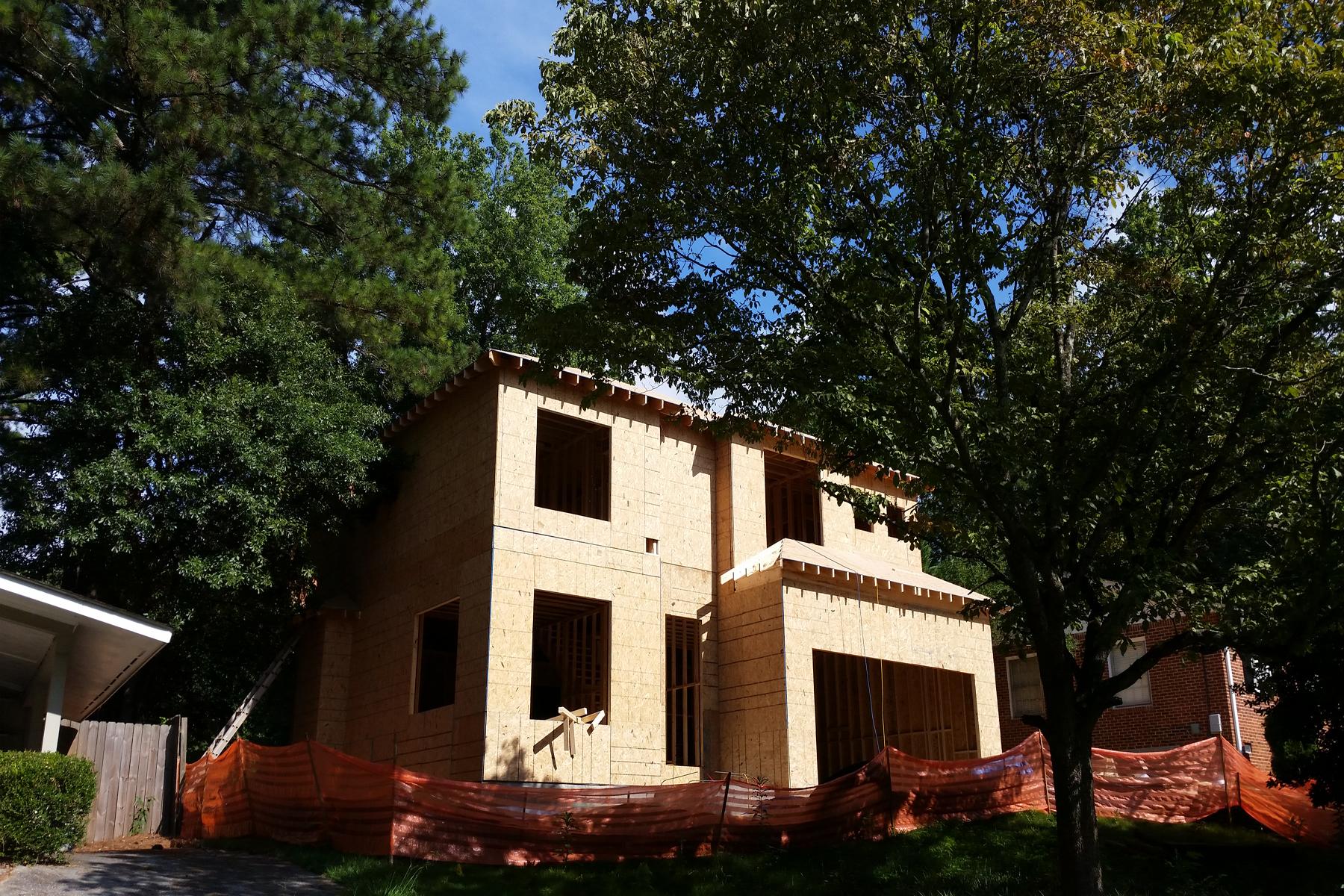 Nhà ở một gia đình vì Bán tại Craftsman Style New Construction In Brookhaven 2378 Poplar Springs Drive NE Atlanta, Georgia 30319 Hoa Kỳ
