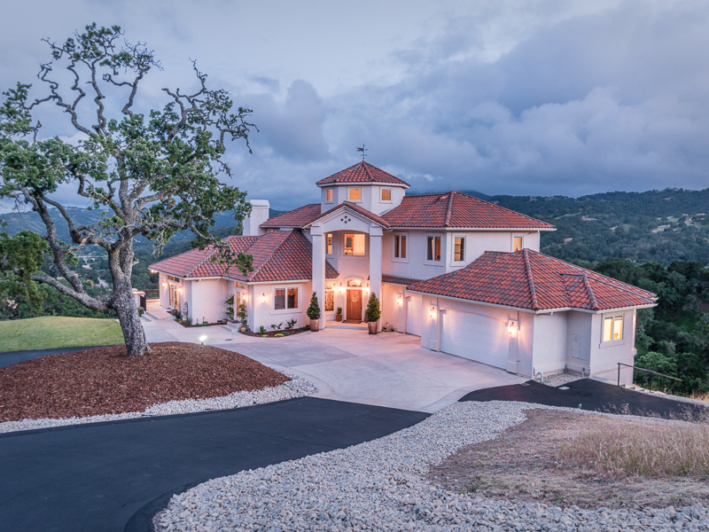 sales property at Impressive Custom Home with 22.85+/- Acres