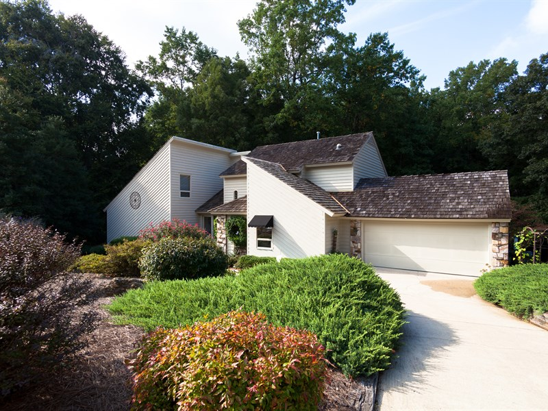 Single Family Home for Sale at Garden Lovers Paradise 2013 Weybridge Raleigh, North Carolina 27615 United States