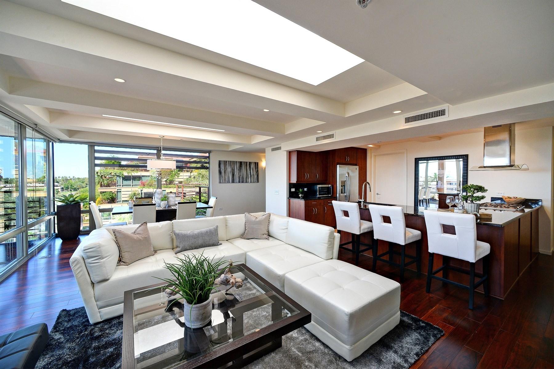 rentals property at Beautiful rental Optima Camelback