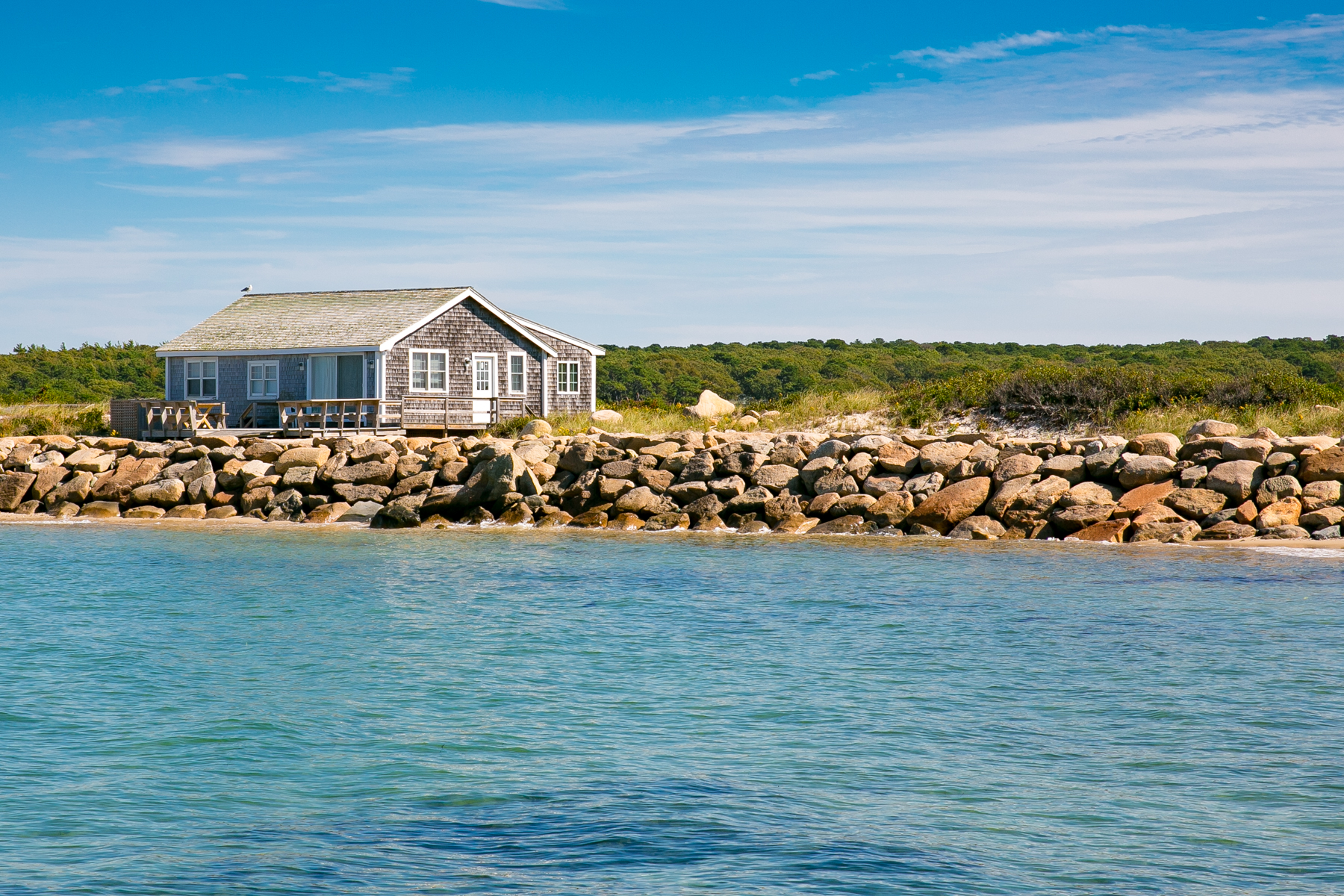 Single Family Home for Sale at Martha's Vineyard Beach House 681 Herring Creek Road Vineyard Haven, Massachusetts, 02568 United States