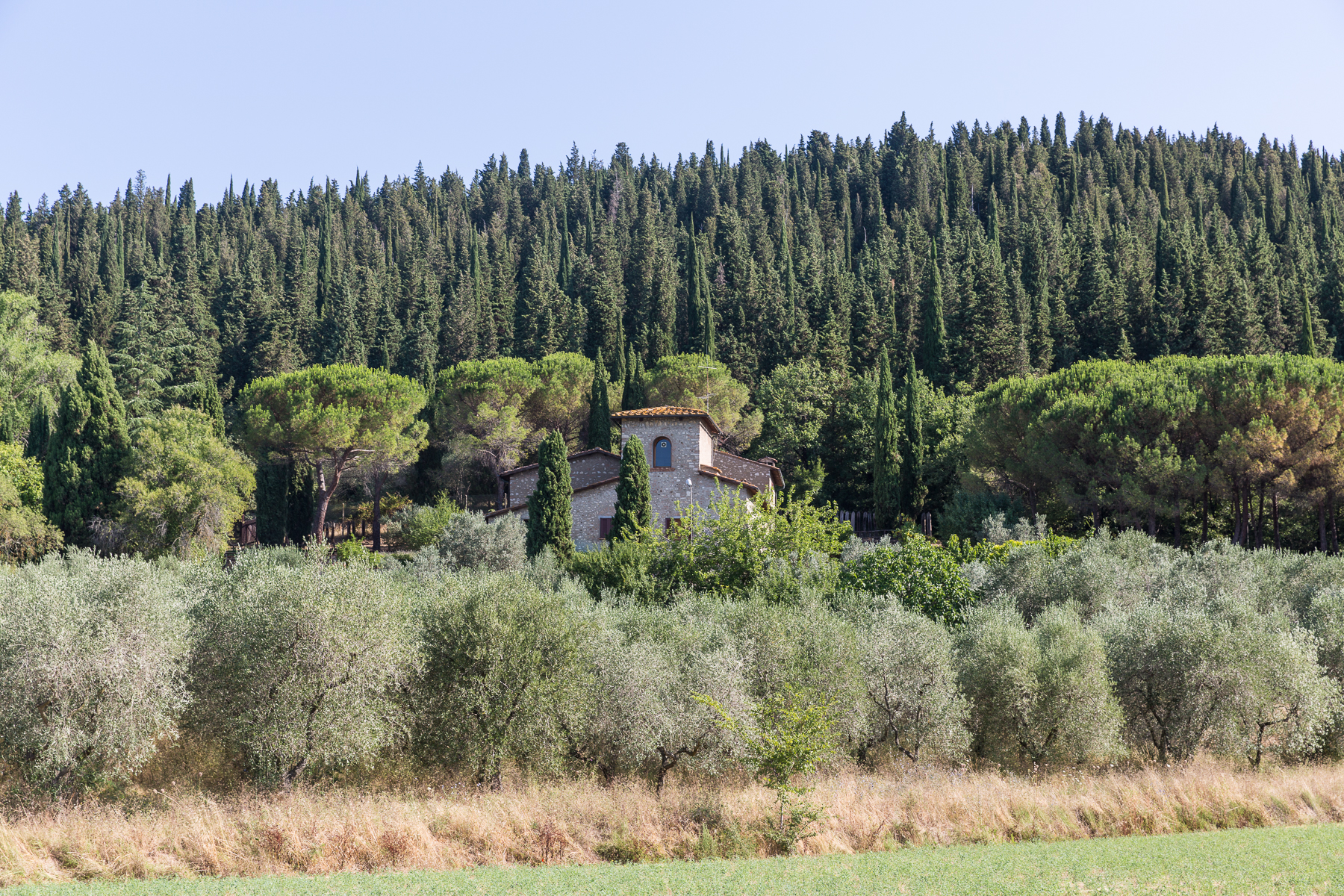 Single Family Home for Sale at Country home with medieval tower Other Florence, Florence Italy