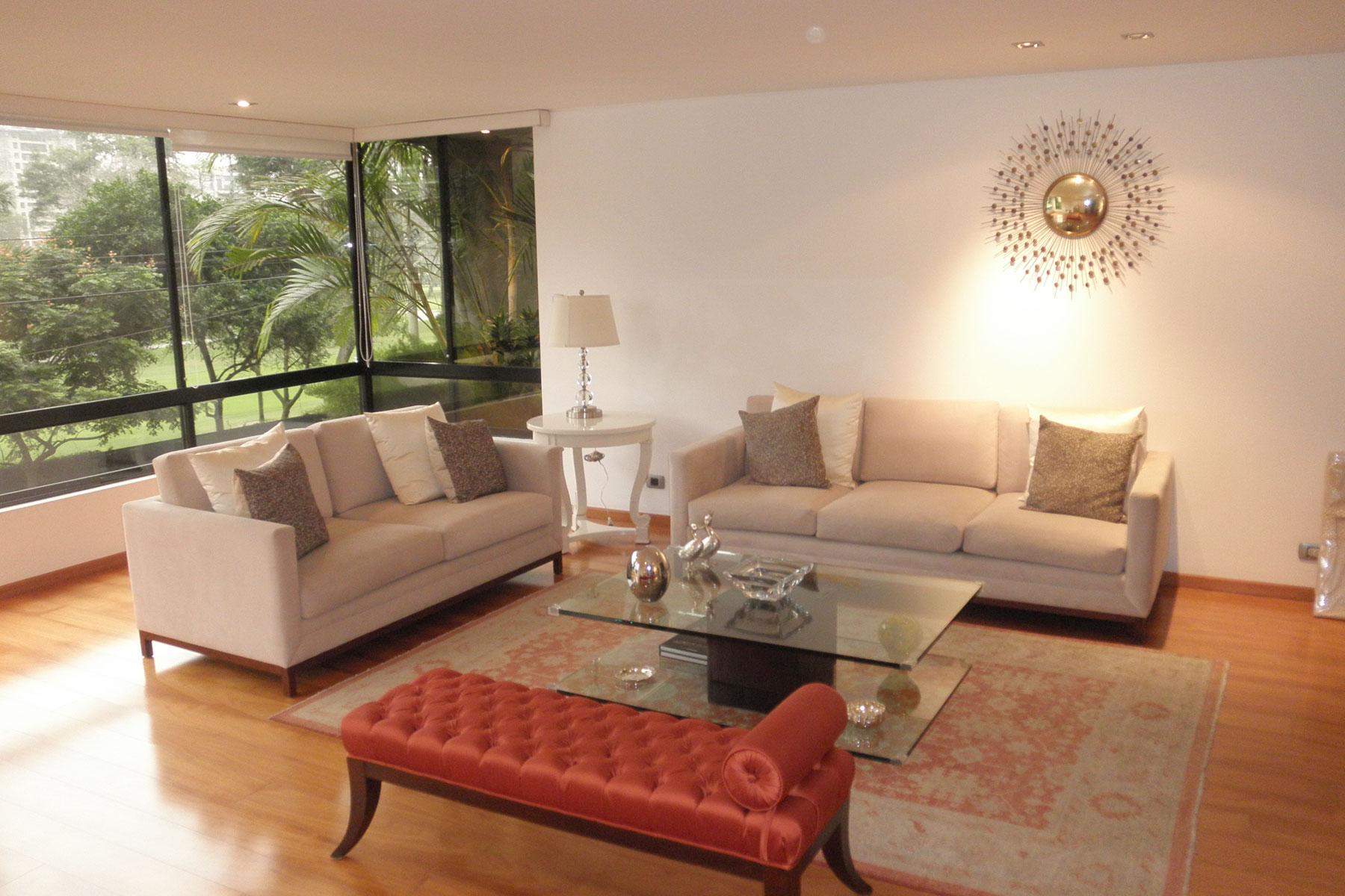 Appartamento per Vendita alle ore Hermoso flat con linda vista al Golf Av. Aurelio Miro Quesada San Isidro, Lima, 27 Peru