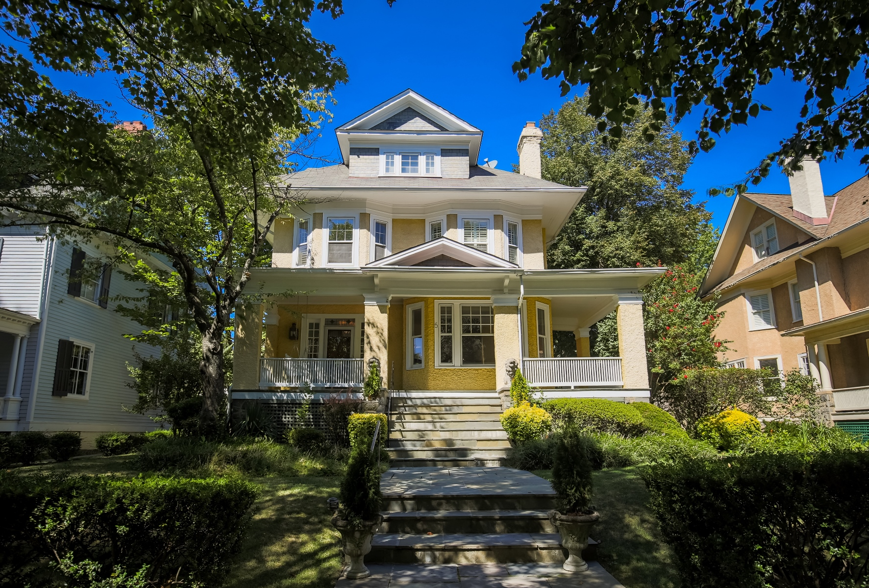 Additional photo for property listing at 5 Irving Street E, Chevy Chase  Chevy Chase, Maryland 20815 Verenigde Staten