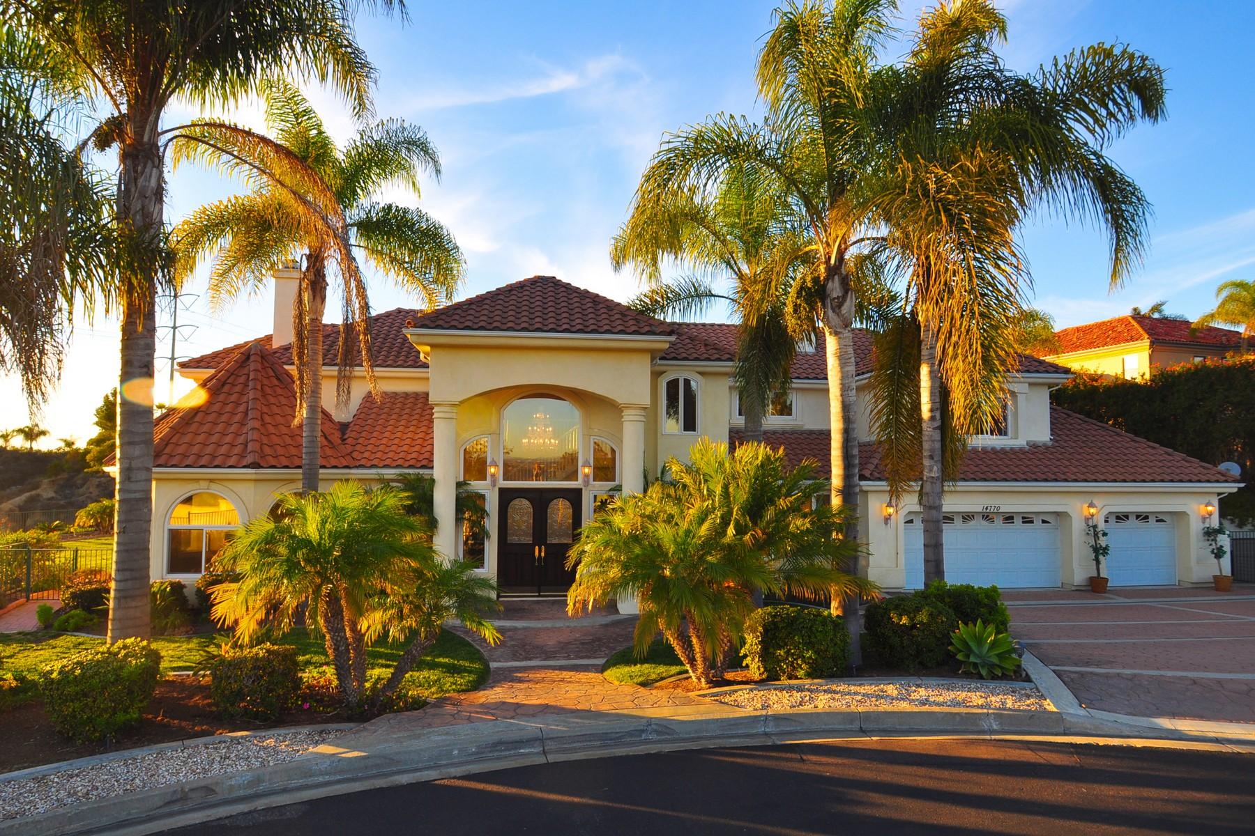 Single Family Home for Sale at 14770 Caminito Lorren Del Mar, California, 92014 United States