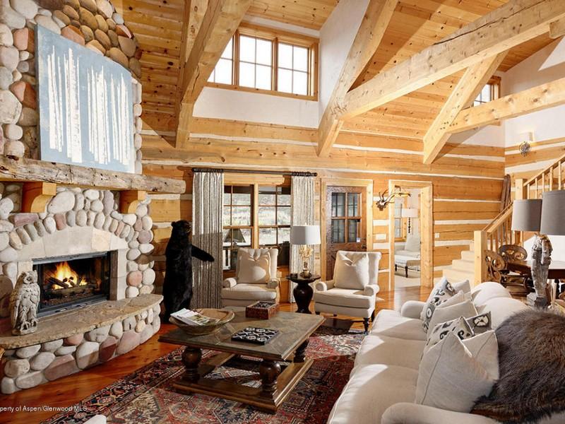 Casa Unifamiliar por un Venta en Roaring Fork Club 45 Altamira Ranch Road Basalt, Colorado 81621 Estados Unidos