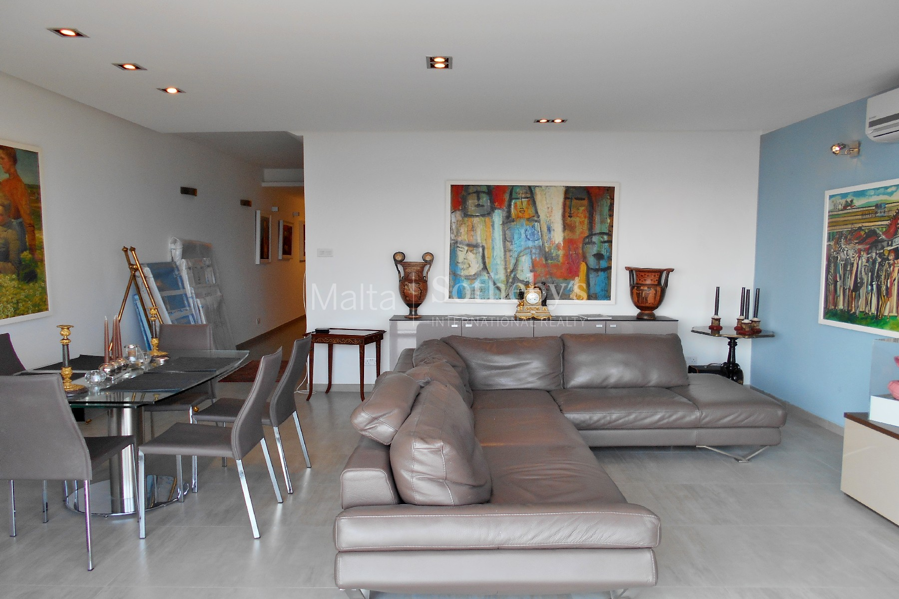 Property Of Renovated Seafront Apartment