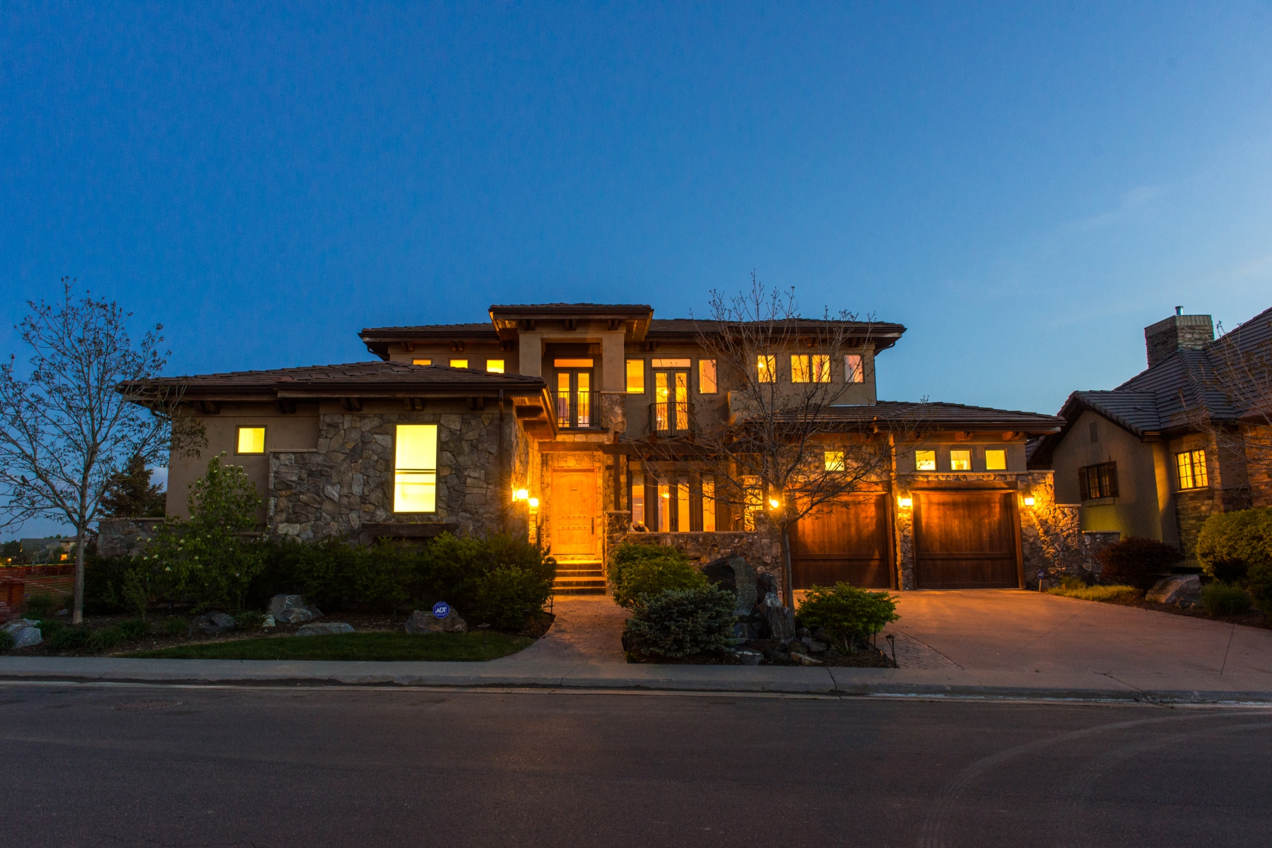 Single Family Home for Sale at Beautiful Estate located at Cherry Creek Country Club 9004 E Wesley Ave Denver, Colorado 80231 United States