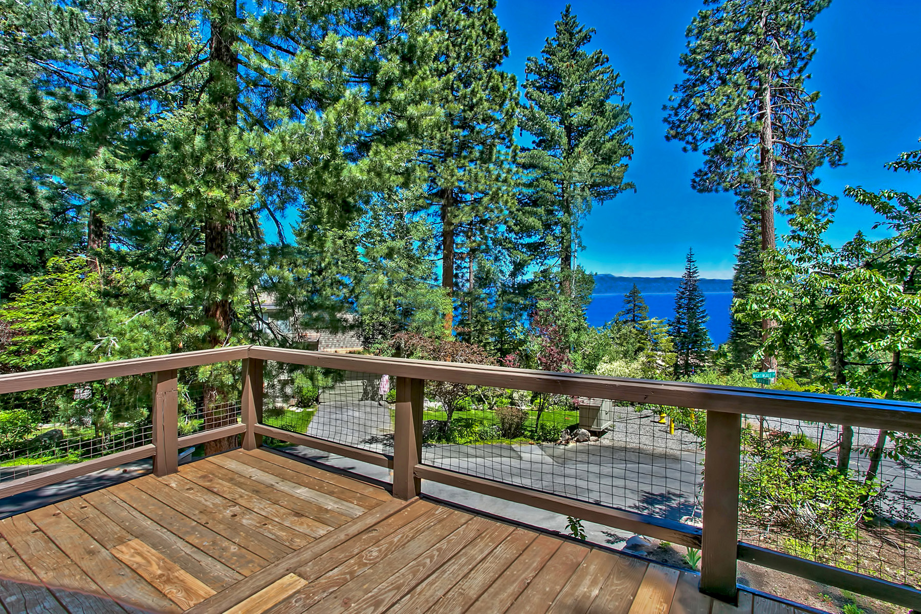 Single Family Home for Sale at 515 Nightingale Road Tahoe City, California 96145 United States