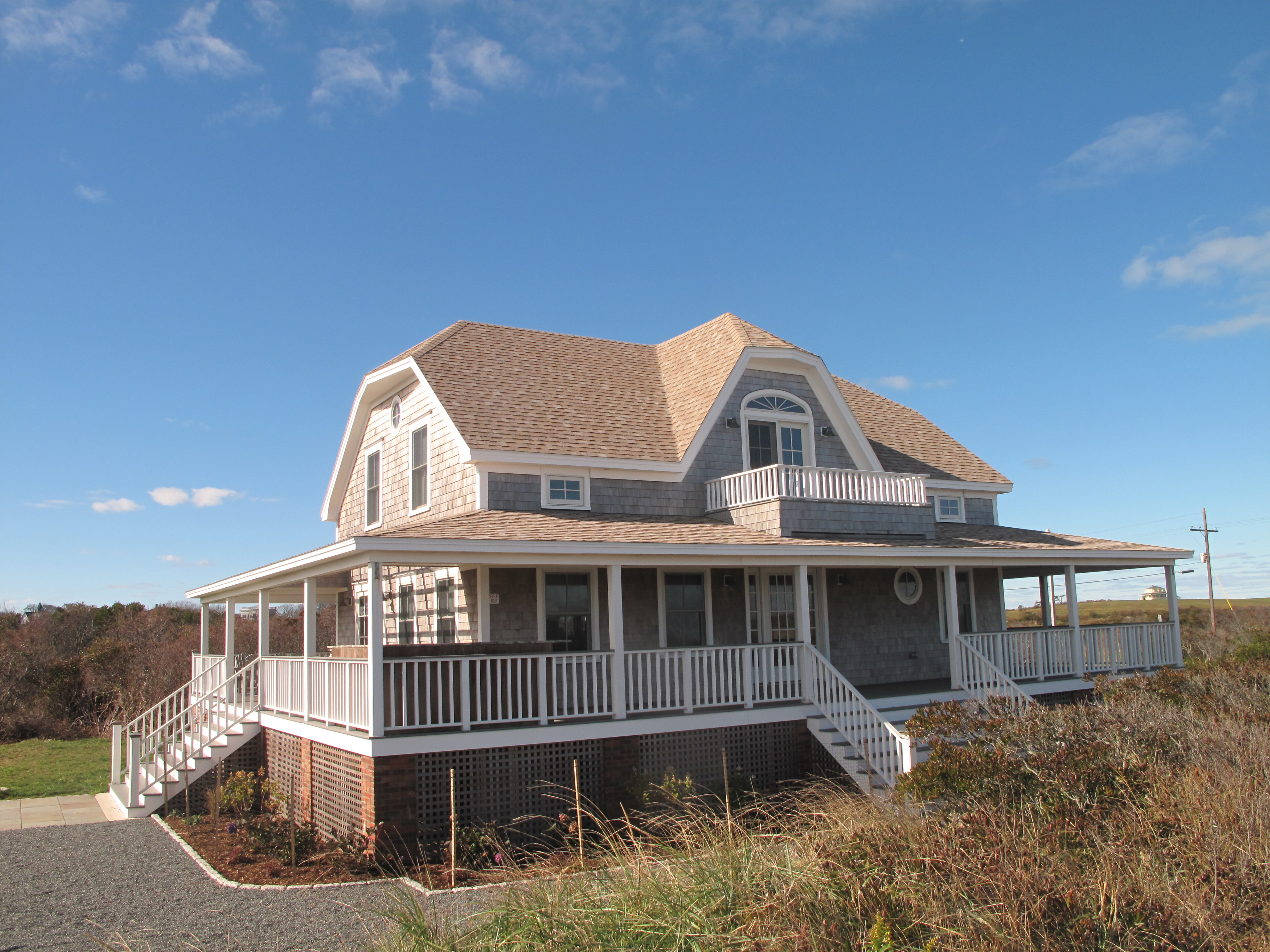 Single Family Home for Sale at Bauer 151 Corn Neck Road Block Island, Rhode Island, 02807 United States