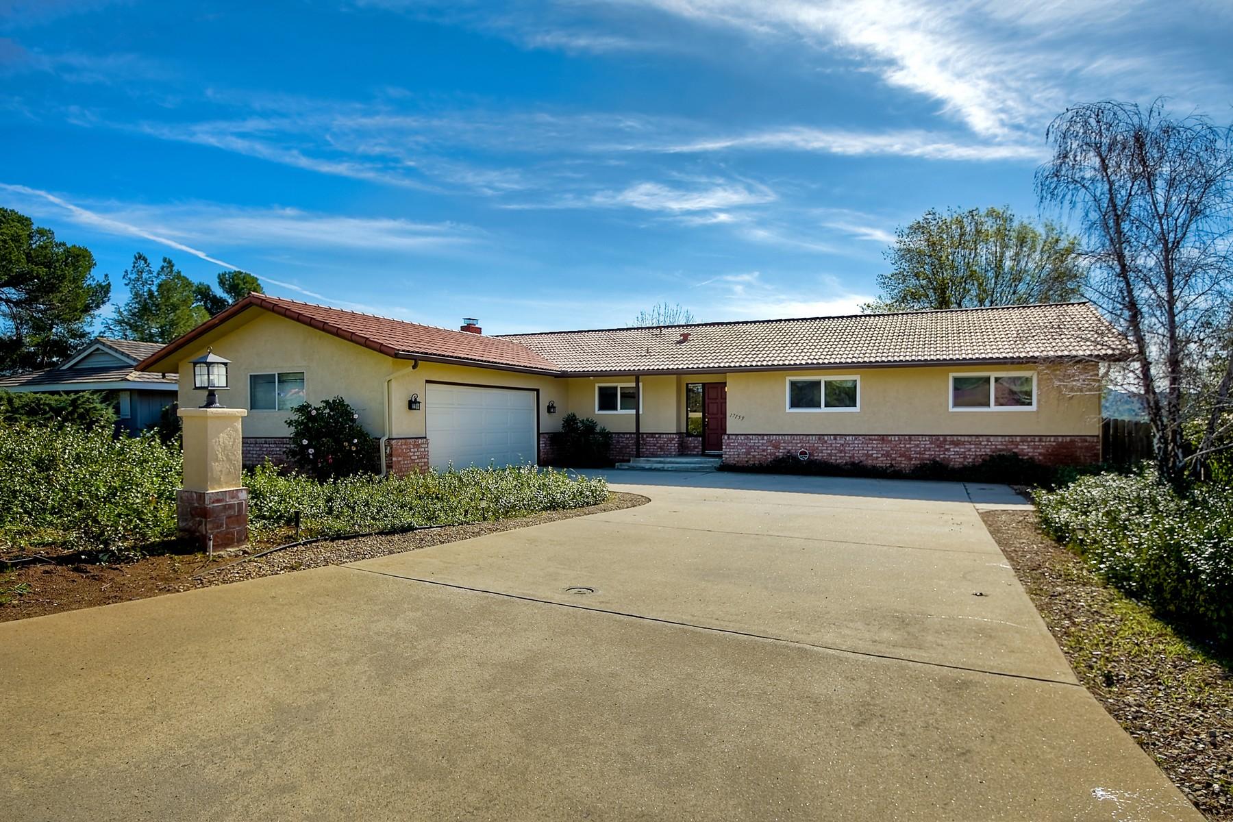 Casa Unifamiliar por un Venta en 17159 Cloudcroft Drive Poway, California, 92064 Estados Unidos