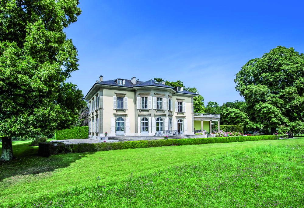 Einfamilienhaus für Verkauf beim Splendid mansion Other Geneve, Genf 1244 Schweiz