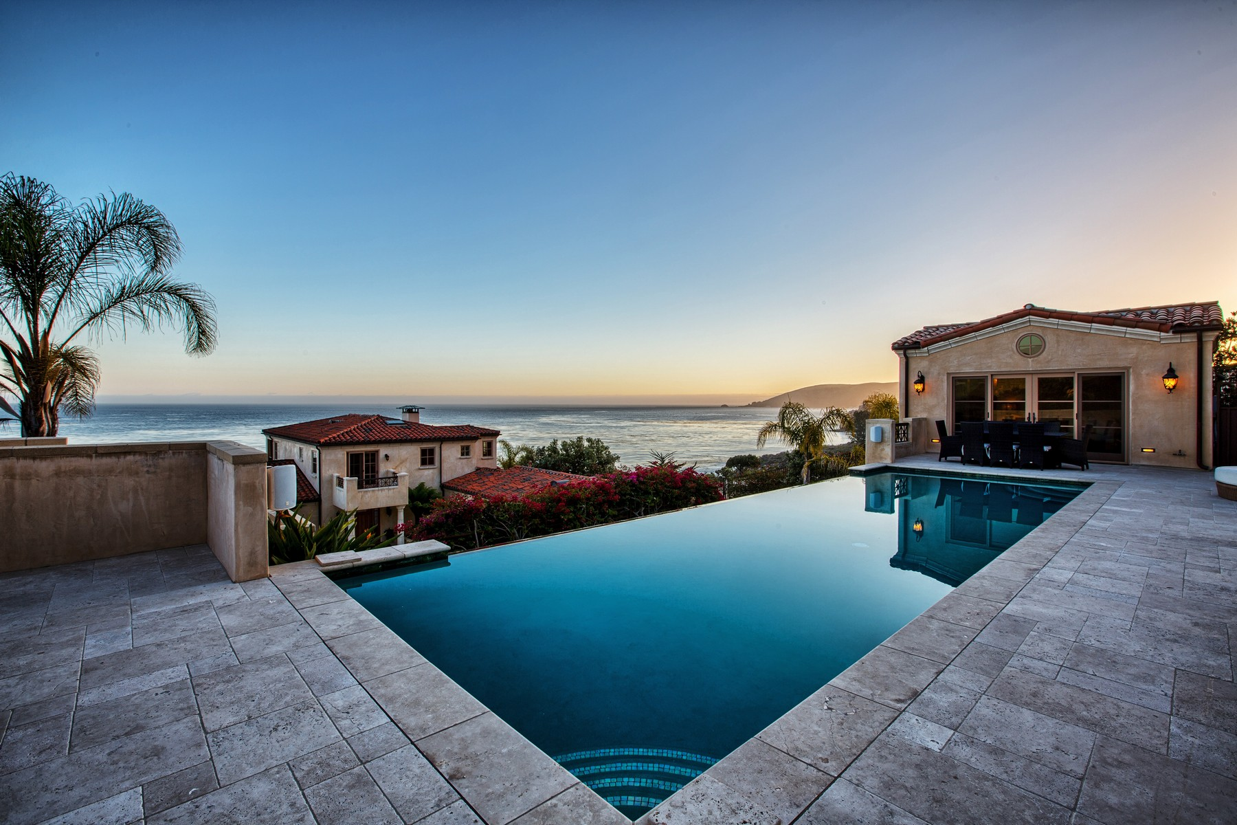 Single Family Home for Sale at Gated Oceanfront Estate 42 Bluff Drive Pismo Beach, California, 93449 United States