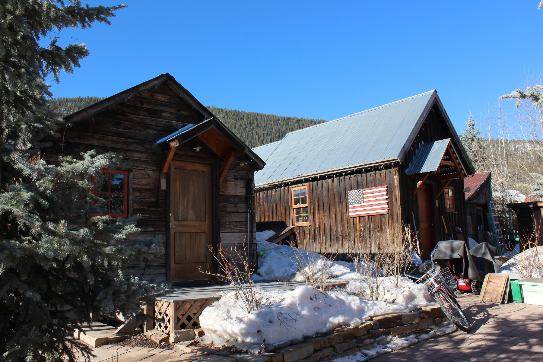 Single Family Home for Sale at Rare Investment Opportunity 330 Whiterock Avenue Crested Butte, Colorado, 81224 United States